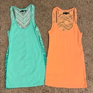 Set of two American Eagle Outfitters tanks
